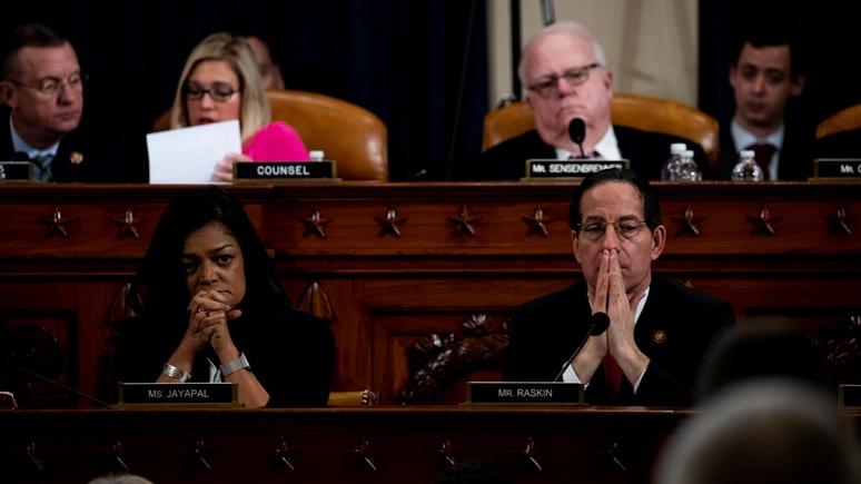 CNN: секретный брифинг не убедил — конгрессмены не поверили, что у Путина нет предпочтений на выборах США