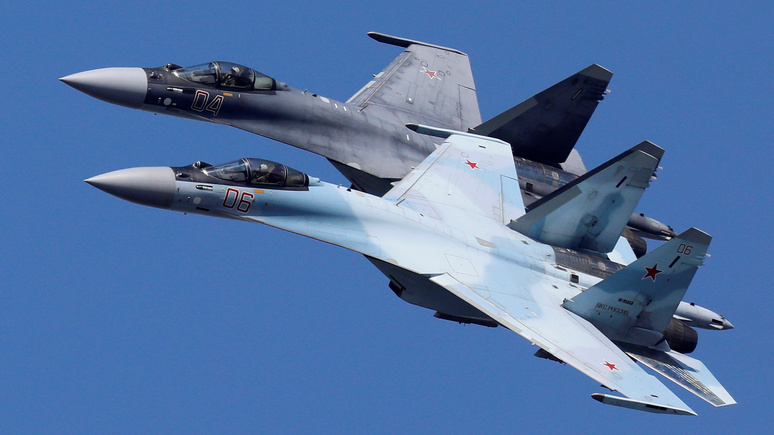 Bloomberg: США заставили Индонезию отказаться от покупки Су-35