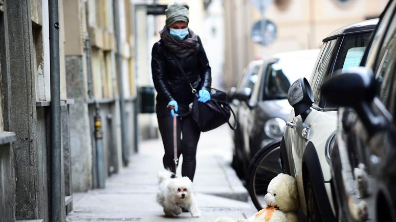 Итальянский журналист: Европа оставила Италию один на один с безжалостным убийцей