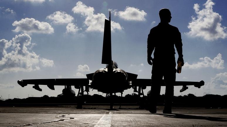 Times: США обвинили Британию в «непреднамеренном» убийстве гражданских в Ираке и Сирии
