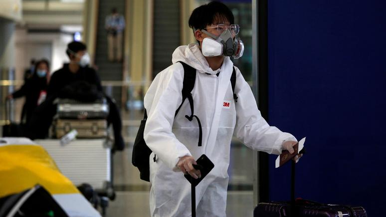 WSJ: люди, бегущие от коронавируса, направляются в новое безопасное место: в Китай