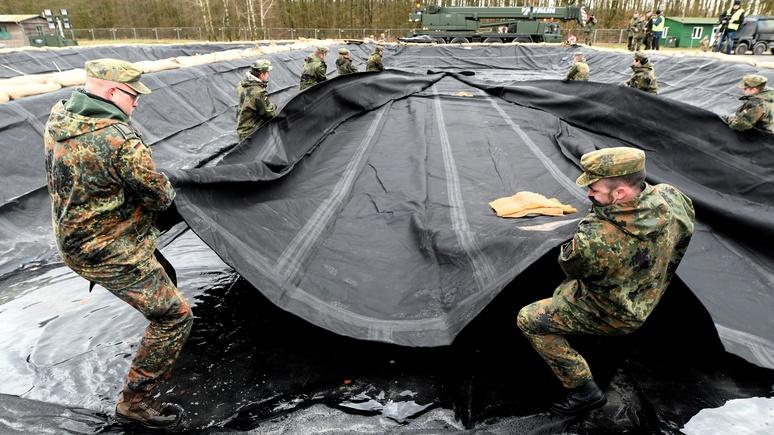 Morning Star: пацифисты требуют отменить учения НАТО — пандемия страшнее России