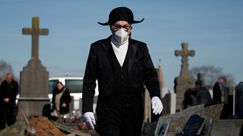 Le Figaro: в ЦРУ предсказывали глобальную пандемию ещё 10 лет назад