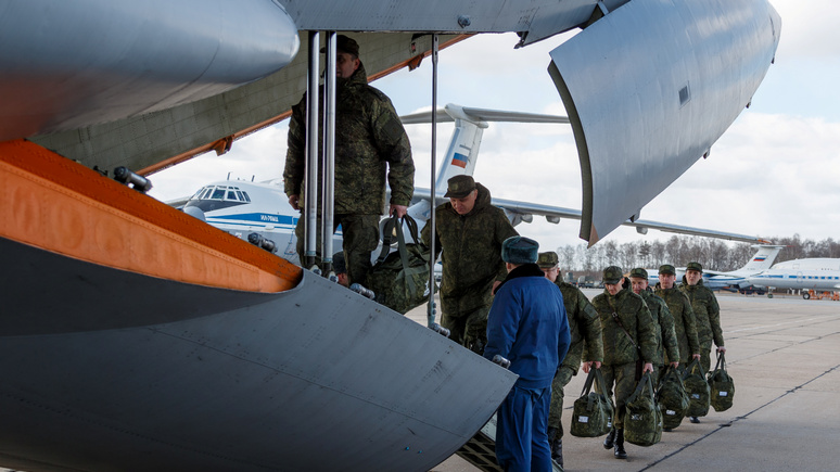 RFI: российские врачи в Италии позволят Москве разыграть «гуманитарную карту»