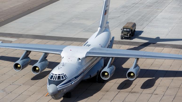 Onet: девять российских Ил-76 нанесли «мощный удар» по авторитету ЕС и НАТО