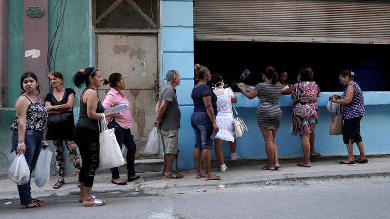Le Figaro: «на карантине с 1959 года» — кубинцы устали ждать нового перемирия с Соединёнными Штатами