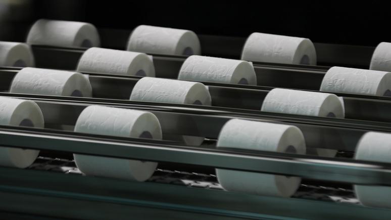 Welt: нехватка макулатуры грозит Германии дефицитом туалетной бумаги и газет