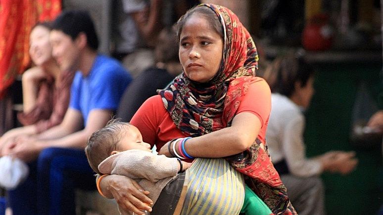 Deccan Herald: в Индии появилась девочка Корона — в знак единства в борьбе с вирусом
