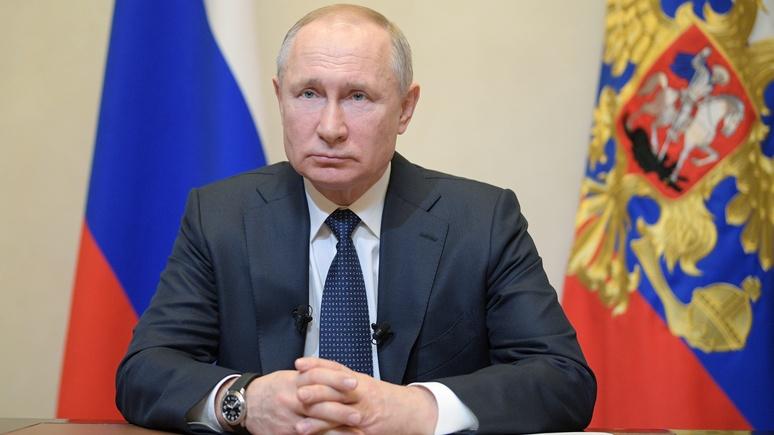 Le Monde: раньше говорил, что всё под контролем — Путин изменил подход к коронавирусу