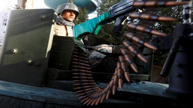NI: коронавирус подтолкнёт Афганистан ещё ближе к гражданской войне