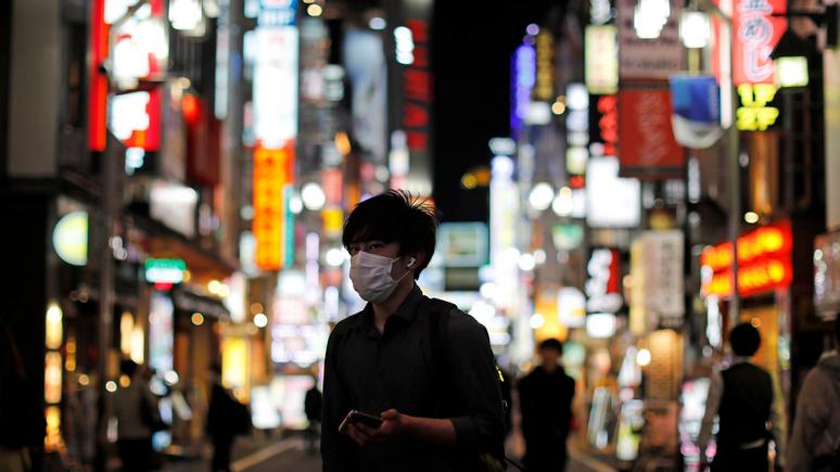 Asia Times: японцы не ударились в «панический карантин» — но от коронавируса страдают меньше остальных