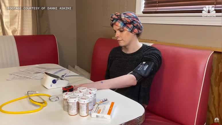 NBC: американка заразилась коронавирусом, оказавшись без медстраховки — и получила счёт почти на $35 тыс. — ИноТВ
