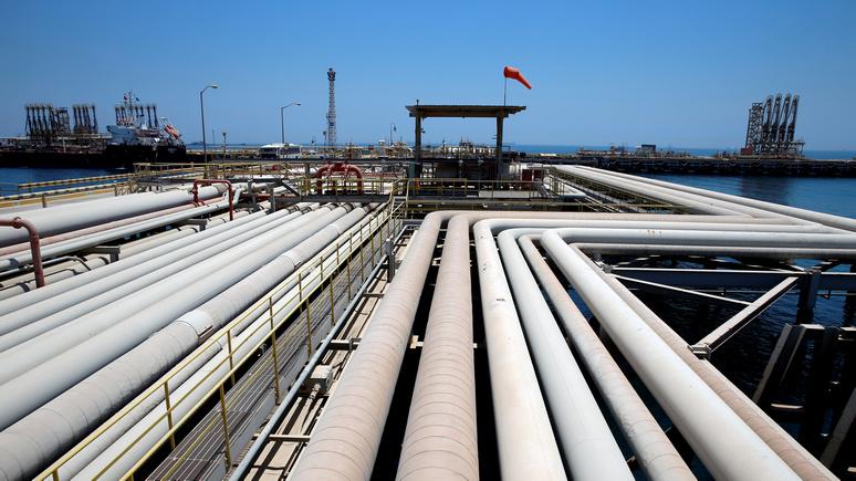 WSJ: европейские и американские покупатели стали отказываться от саудовской нефти несмотря на скидки