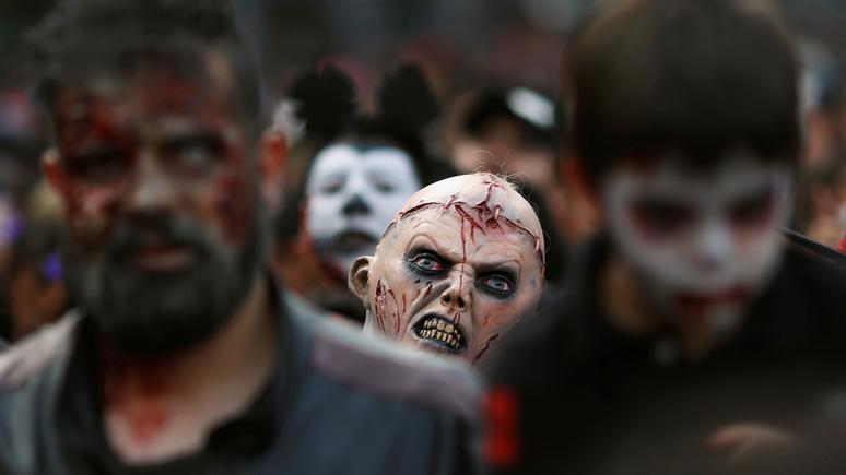 CP: «рашагейтский зомби» восстал вновь — необходимость в нём у Вашингтона не отпадёт никогда