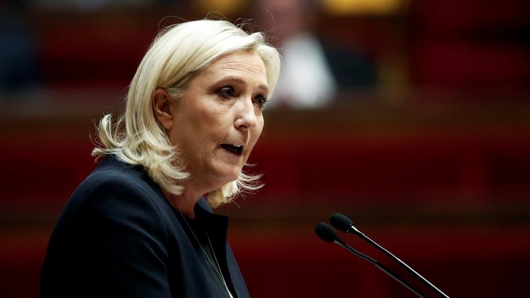 Ле Пен: Париж отреагировал на пандемию поздно и неэффективно, но главный виновник кризиса — Евросоюз