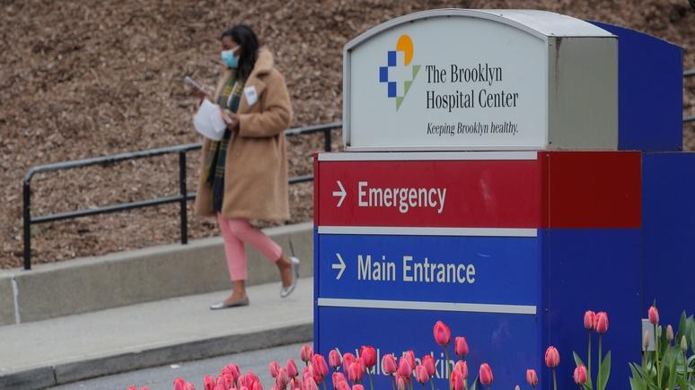 Handelsblatt: американцы боятся своей системы здравоохранения больше, чем коронавируса