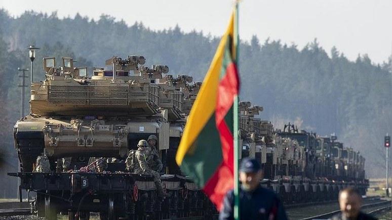 Euronews: НАТО в Литве несёт потери из-за коронавируса — но Россия пугает больше  — ИноТВ