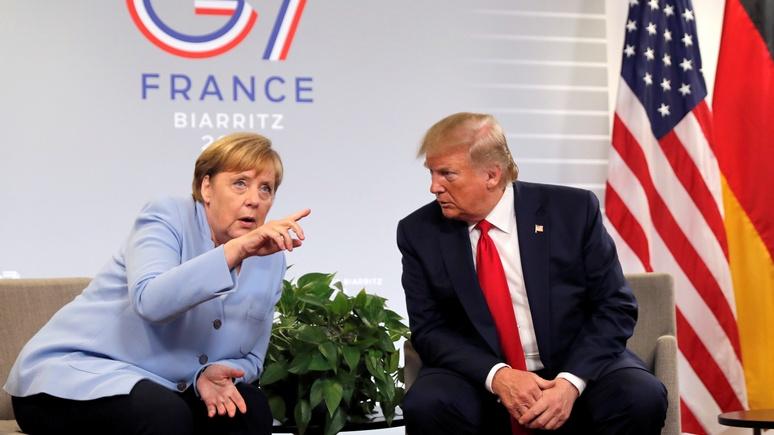 Independent: Трамп предложил считать Германию врагом и рассказал, как СССР потерял 50 млн человек на войне