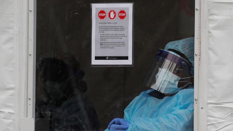 CNN: «мы медленно погружаемся в хаос» — в США уже больше 160 тысяч заболевших коронавирусом