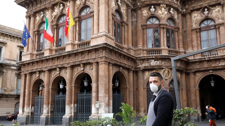 Le Figaro: тотальный карантин помог Италии избежать катастрофы на юге страны