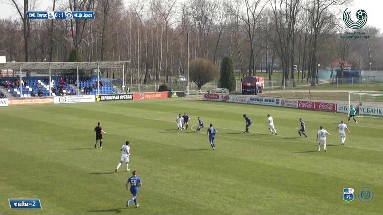 Корреспондент: белорусский клуб «Слуцк» стал флагманом мирового футбола