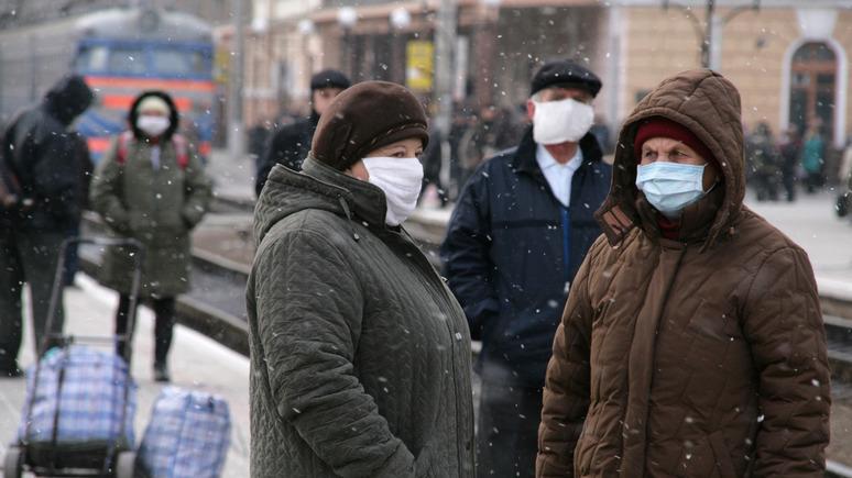 112: на Западной Украине люди продолжают нарушать правила карантина