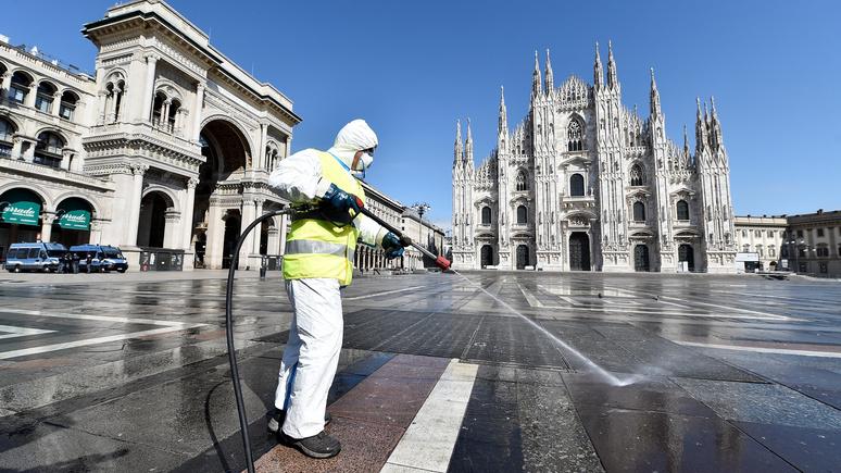 Guardian: эксперты назвали коронавирус смертельным вызовом для Европы