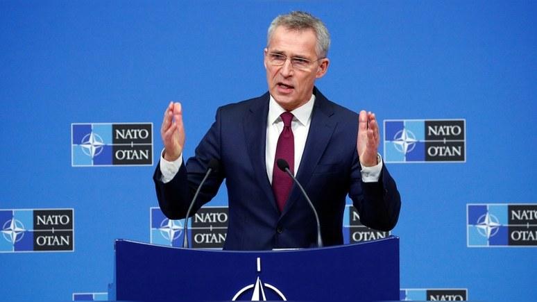 Telegraph: Столтенберг предупредил Москву, что коронавирус не подорвал боеготовности НАТО