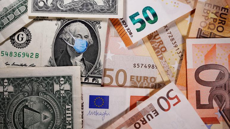 Если ЕС не поможет нуждающимся странам, ему грозит крах евро