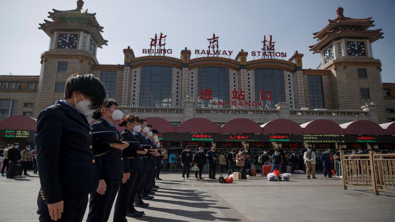 Guardian: в Китае почтили память жертв коронавируса
