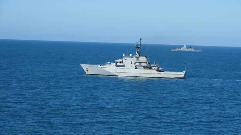DE: «беспрецедентно» — российские ВМФ проверяют решимость Британии на фоне коронавируса