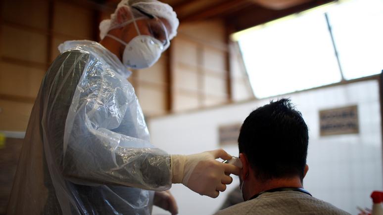 Bloomberg: Франция и Германия обвинили США в «грязной игре» — перекупают медицинские маски