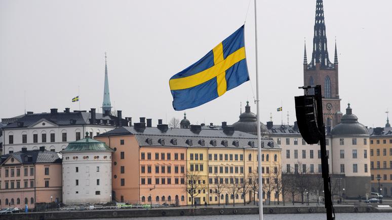 SVT: шведский министр зря обвинял в «интернет-атаке» Россию — за ней стояла стокгольмская бабушка