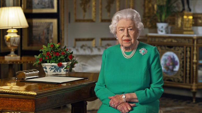 Independent: «ещё многое предстоит пережить» — Елизавета II призвала британцев к единству и решимости на фоне пандемии