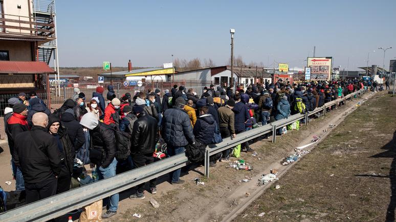 Вести: коронавирус «уволил» треть украинских трудовых мигрантов в Польше
