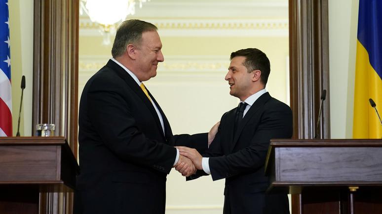 24 канал: Зеленский и Помпео поговорили по телефону о коронавирусе и финансовой помощи