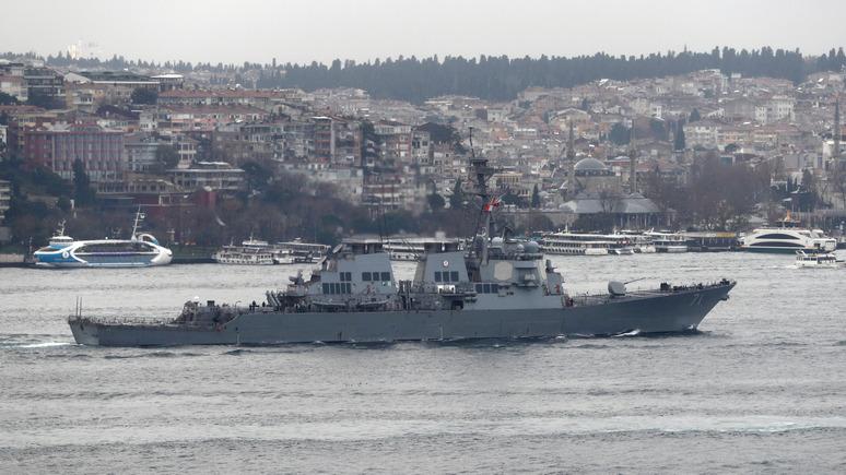 Cumhuriyet: нельзя давать НАТО простор для действий в Чёрном море