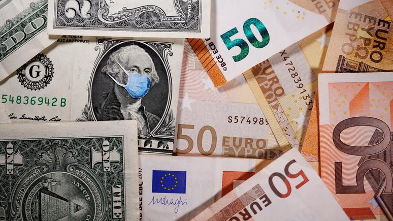 Le Figaro: «займы, налоги и инфляция» — выйти из финансового кризиса помогут методы из 1945 года