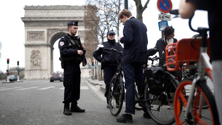 Le Figaro: штрафуют — более полумиллиона французов поплатились за нарушение режима карантина