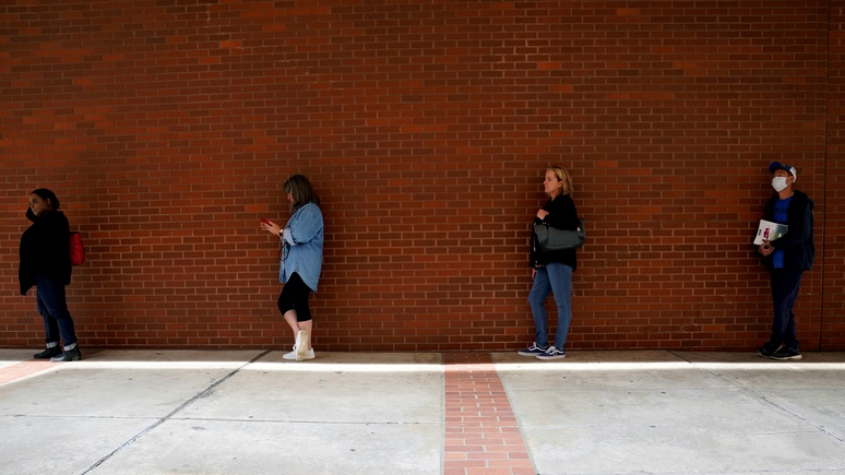 WP: «это вторая Великая депрессия» — экономист о росте безработицы в США на фоне пандемии