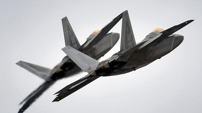 DM: «хотели проверить, сохраняют ли США боеготовность в кризис» — Америка снова перехватила российские самолёты близ Аляски