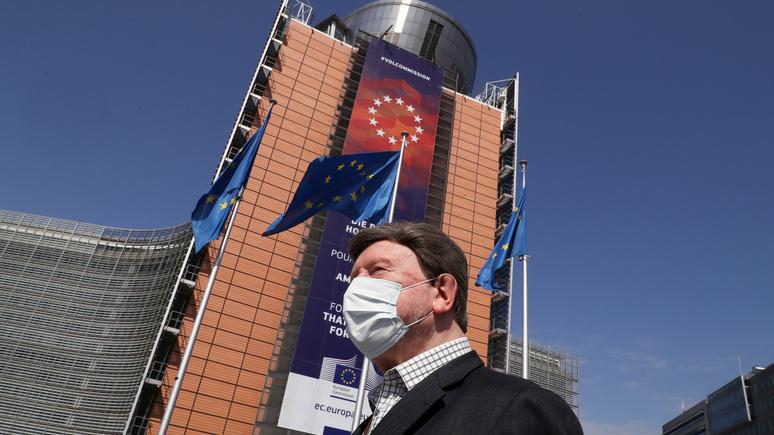 Das Erste: в ЕС согласовали €500 млрд помощи в борьбе с коронавирусом