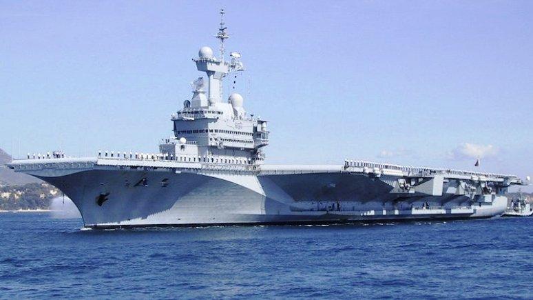 El Mundo: необъяснимая вспышка коронавируса вынуждает французский авианосец досрочно вернуться на базу