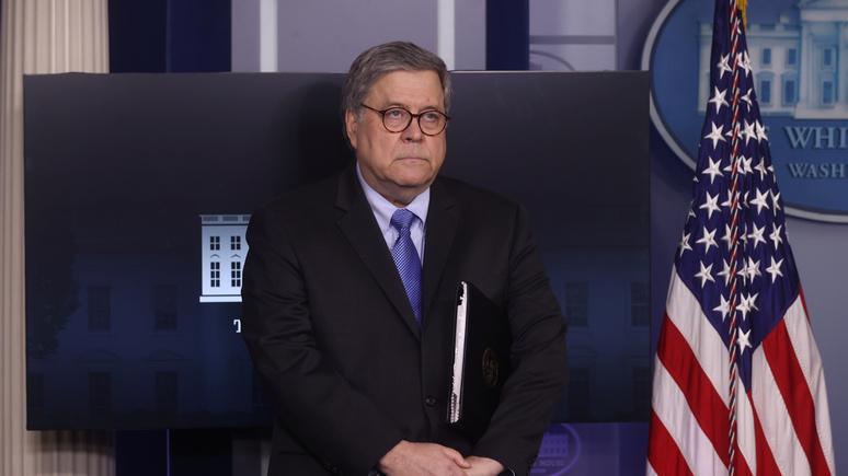 Daily Mail: генпрокурор США назвал «российское расследование» ФБР безосновательным