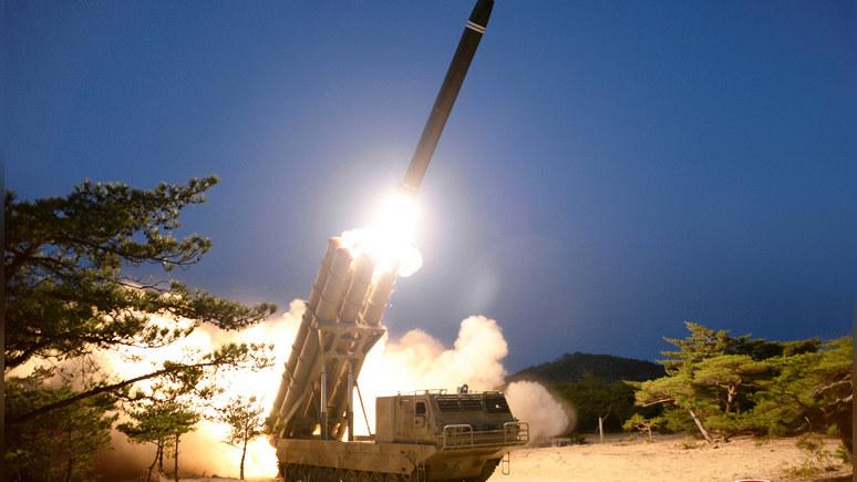 Times: испытание Пхеньяном «убийцы авианосцев» ставит под вопрос переговоры с США