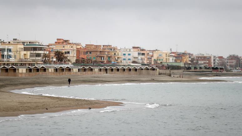 NZZ: в Италии думают, как организовать курортный сезон
