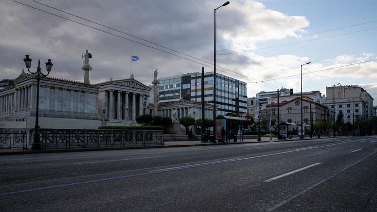 Bloomberg: «проблемная» Греция стала примером эффективной борьбы с коронавирусом