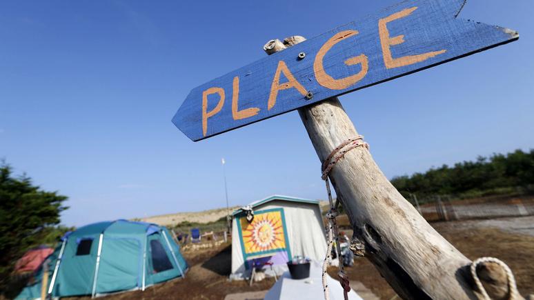 Le Parisien: коронавирус заставил французов забыть о летнем отпуске за границей