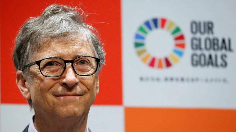 Le Figaro: предсказавший пандемию Билл Гейтс видит спасение от COVID-19 в международном сотрудничестве