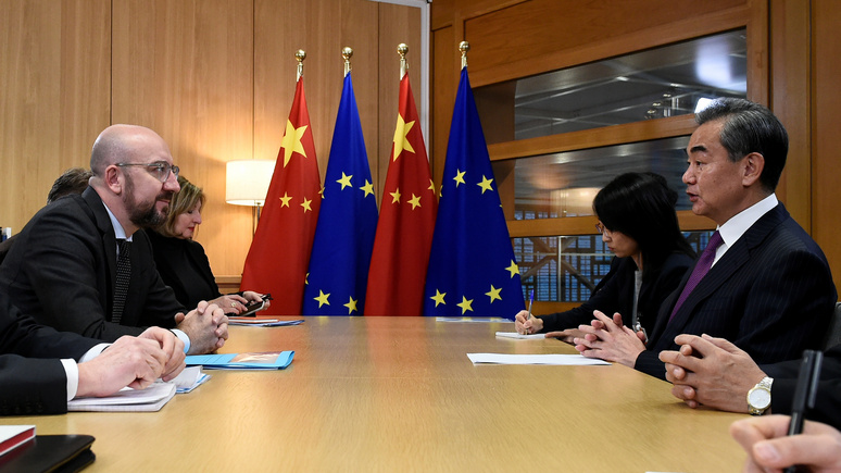 Le Figaro: пандемия заставила Европу разглядеть в Китае противника